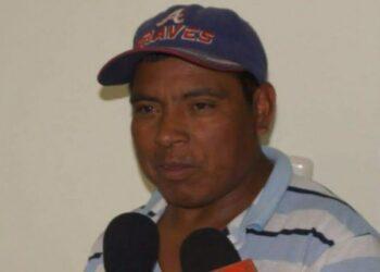 Asesinan a José de los Santos Sevilla, dirigente tolupán de Honduras