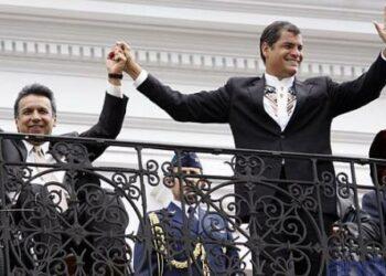 Correa pronostica victoria de Moreno con dos millones de votos