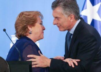 Macri viajará a Chile para reunirse este domingo con Bachelet