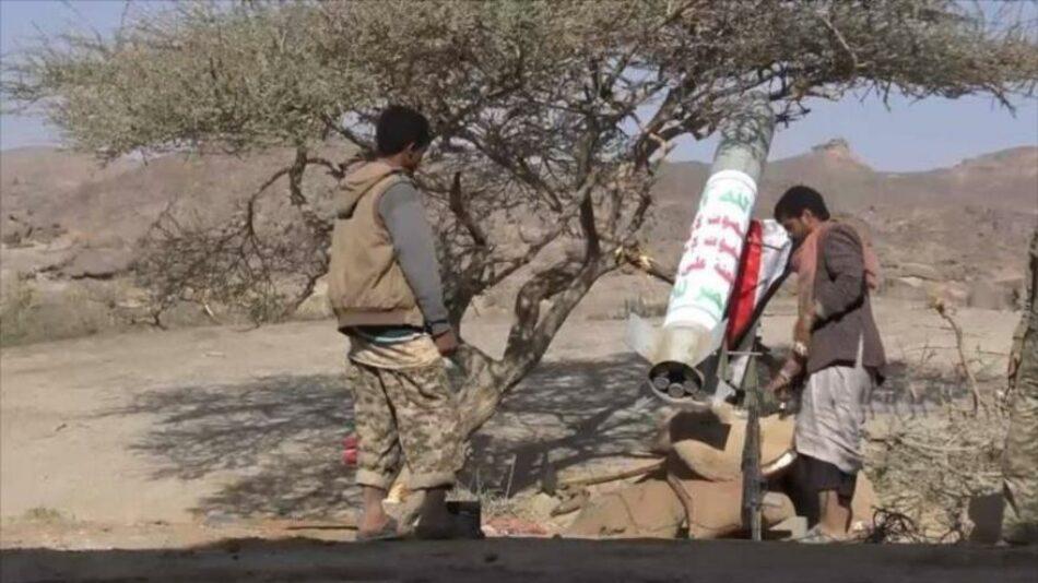 Fuerzas yemeníes destruyen bases saudíes en la frontera