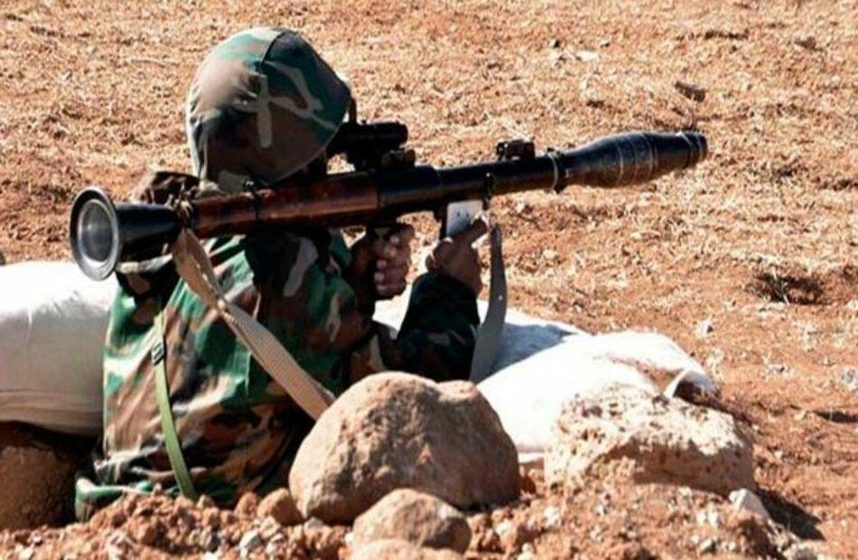 Ejército sirio arrolla posiciones del EI en el Este de Homs y Deir Ezzor