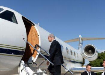 Indonesia cierra su espacio aéreo al avión de Netanyahu