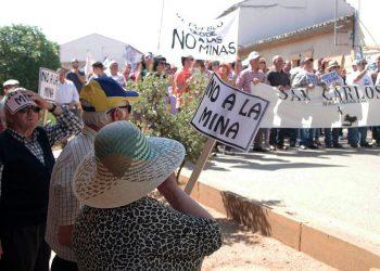Quantum Minería recibe una oleada de críticas por disfrazar su proyecto de tierras raras de ambientalmente sostenible