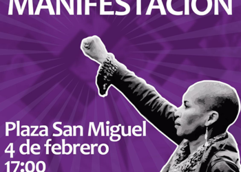 Participación del PCE en la manifestación ¡por unos barrios diversos!¡Fuera fascistas de nuestros barrios!