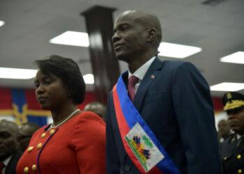 Con fuerte apoyo estadounidense juró Jovenel Moise como presidente de Haití