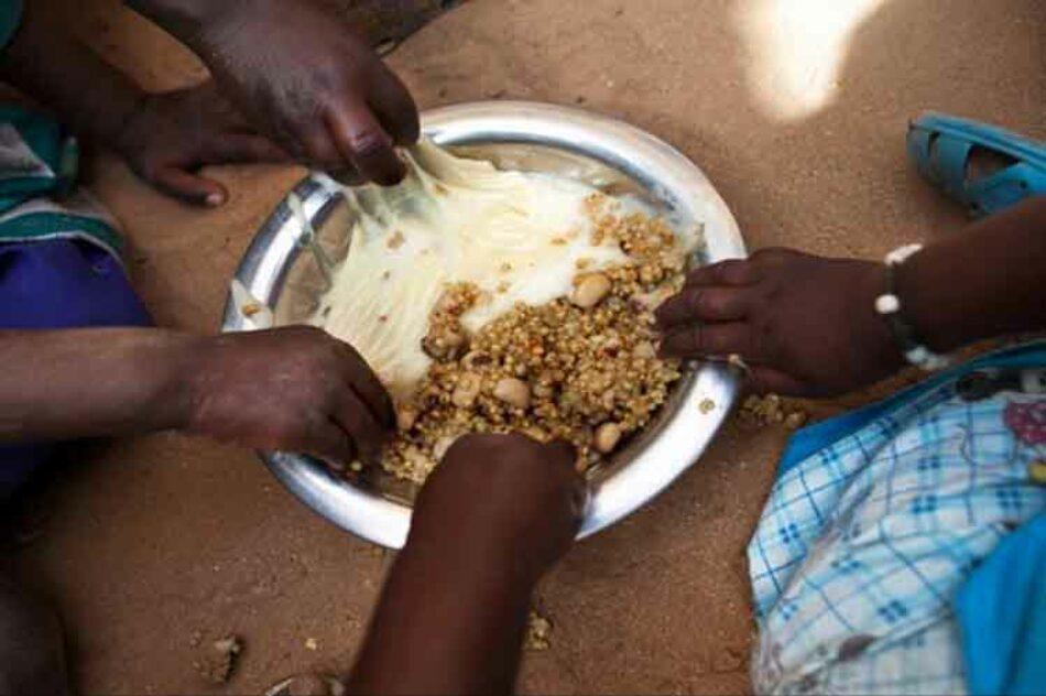 Desnutrición amenaza a 1,4 millones de niños en varios países, Unicef