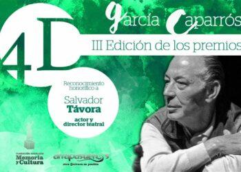 Los Premios García Caparrós reconocen la trayectoria de Salvador Távora, en su tercera edición que se celebra hoy en Sevilla