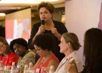 Dilma destaca papel de la mujer durante su gestión en Brasil