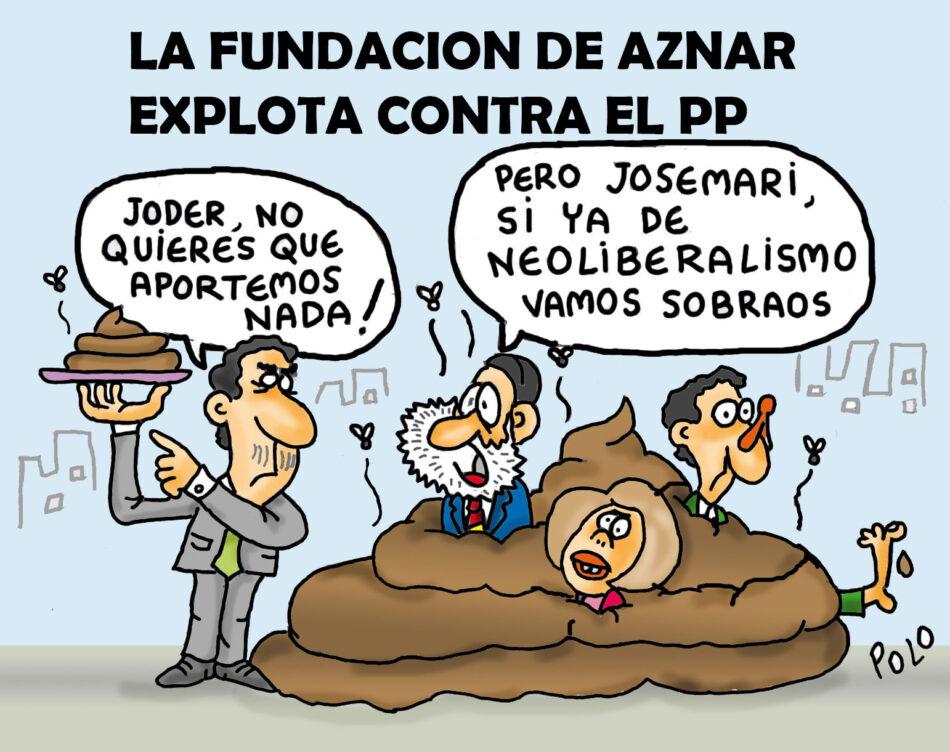 Rajoy y el regalo de Navidad de Aznar