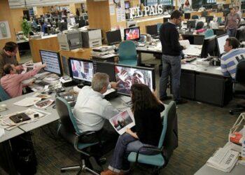 «Plan de bajas» en el diario El País se aplicará durante «todo el 2017»