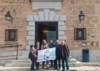 Las Cortes de Castilla-La Mancha elevan a mandato ciudadano la lucha de la Plataforma Sí a la Tierra Viva contra la minería de tierras raras