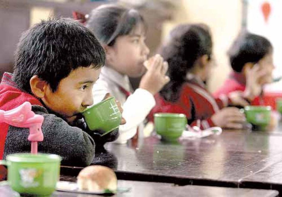 Perú: 165 mil niños anémicos hay en Lima y Callao
