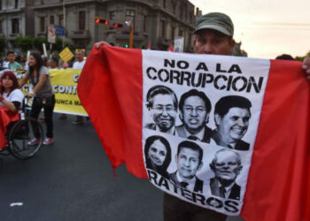 Perú embarga los bienes de Odebrecht y otras siete empresas brasileñas