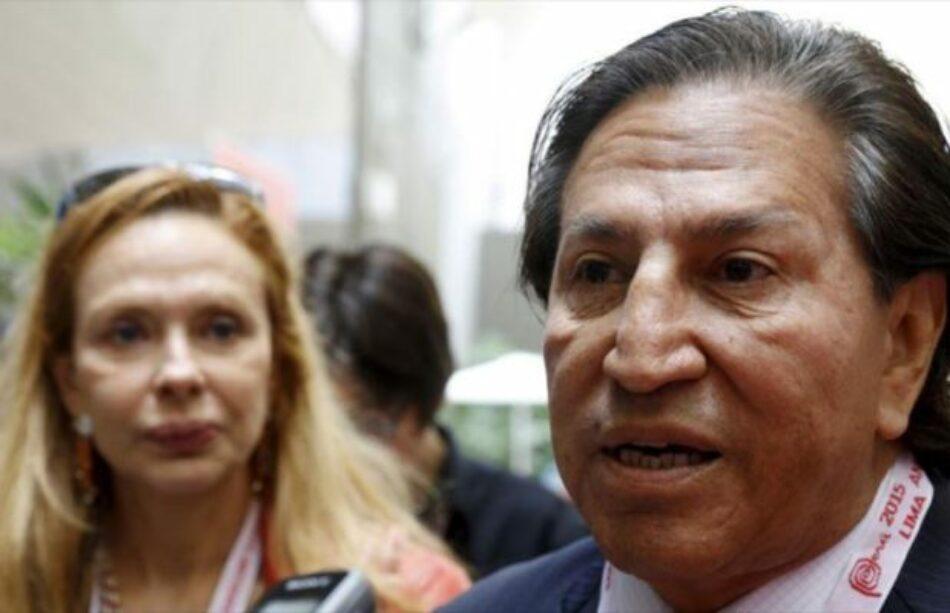 'Israel alberga a prófugo expresidente peruano con apoyo de EEUU'