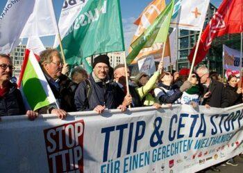 Izquierda Abierta llama a movilizarse contra el CETA