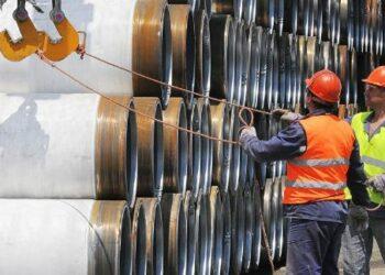 Prevén este año montaje de nuevo tramo de gasoducto Turk Stream