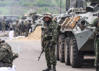 Repudian agresión ucraniana conta el Donbass