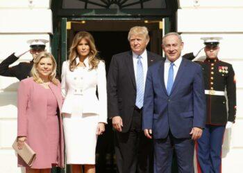 Trump luz verde a Netanyahu para ocupar y anexar Palestina