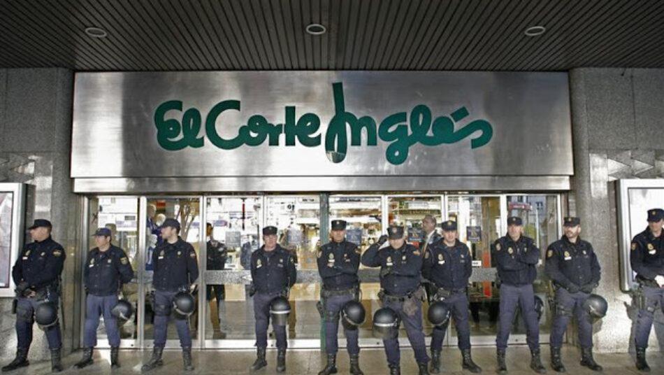Los directivos de El Corte Inglés, investigados por cinco delitos de corrupción
