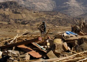 Nueva revelación: cohetes de la OTAN caen sobre el pueblo yemení