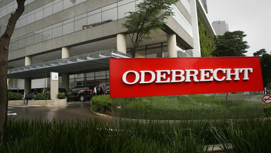 EE.UU. no revelará nombres de ecuatorianos ligados a Odebrecht