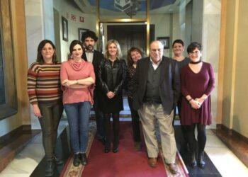 Carlos Dada ha ganado el Premio Julio Anguita Parrado
