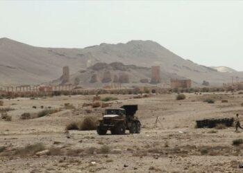 Fuerzas sirias entran en la ciudad de Palmira