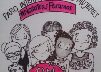 Ganemos Córdoba se suma al Paro Internacional de Mujeres previsto para el 8 de marzo