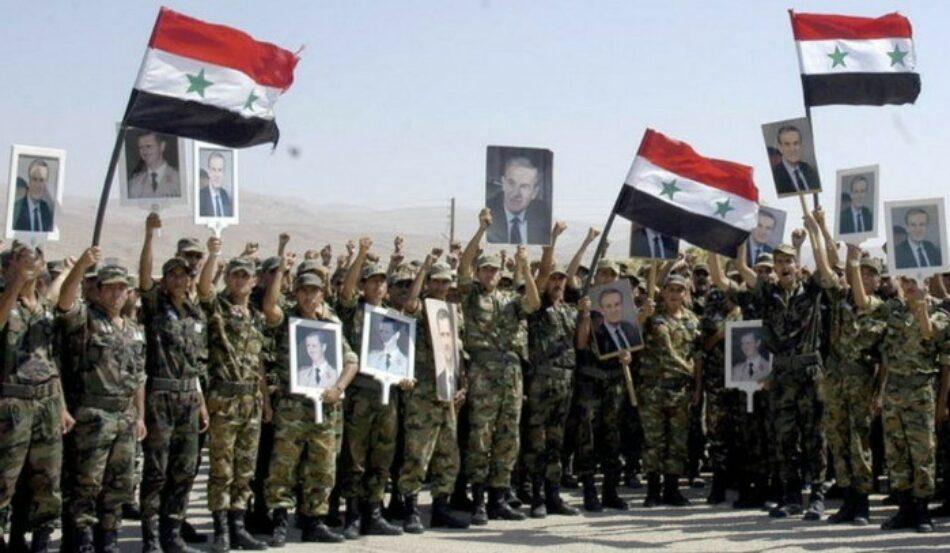 Ejército sirio arranca a Daesh siete zonas del noreste de Alepo