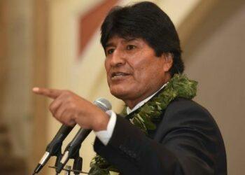 """La diplomacia de Chile """"se cae a pedazos"""" afirma Evo Morales"""