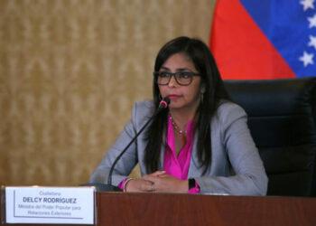 Venezuela: Canciller Rodríguez rechazó declaraciones ofensivas de su par uruguayo contra el presidente Maduro