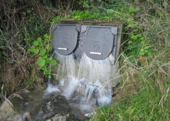 Denuncian errores del saneamiento en el espacio protegido de la Ría de Villaviciosa