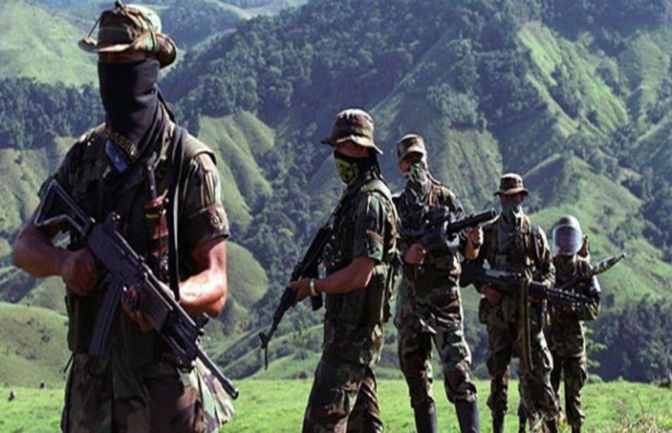 Colombia. ELN: La Violencia del Estado es Causa y NO Consecuencia