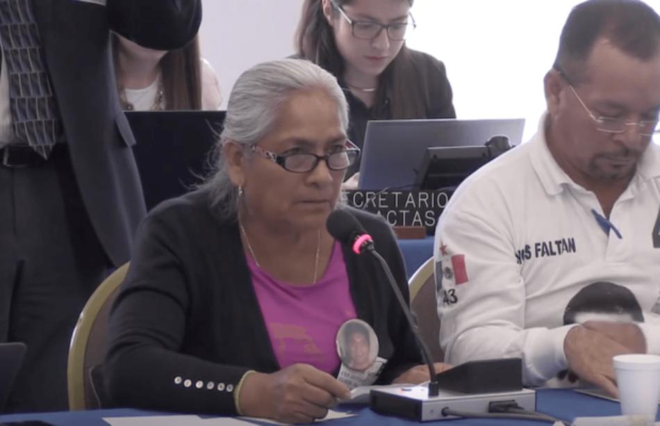México: La voz de los 43 en la Comisión Interamericana de Derechos Humanos (CIDH)