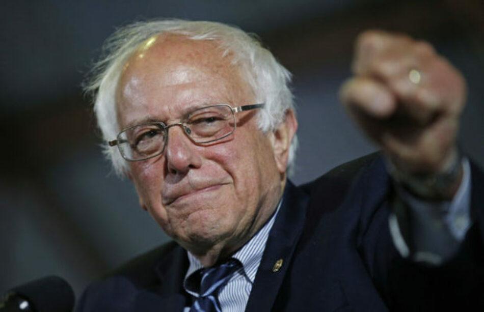"""Entrevista con Bernie Sanders: """"Perder la esperanza no es una opción"""""""