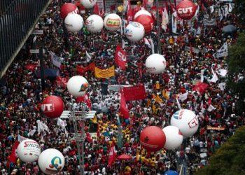 Brasil: Movilizaciones populares ponen freno a Temer