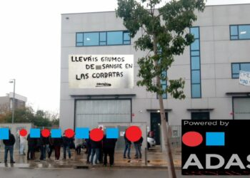 Huelga en Adasa, tras imponer esta empresa un ERE