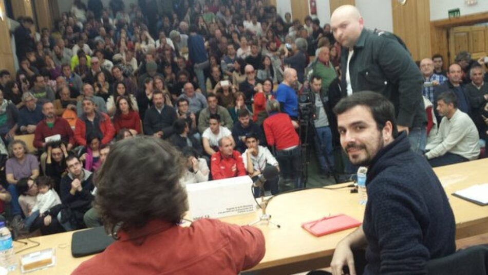 Garzón denuncia la «asimetría» judicial que lleva a que los tribunales «no vean suficientemente peligrosos a gente como Urdangarin, Rato o Blesa para entrar en prisión».