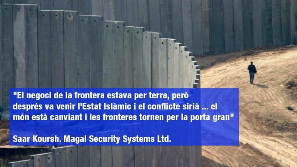 La senadora Sara Vilà pregunta al Gobierno por la empresa israelí Magal S3, contratada por varias administraciones públicas