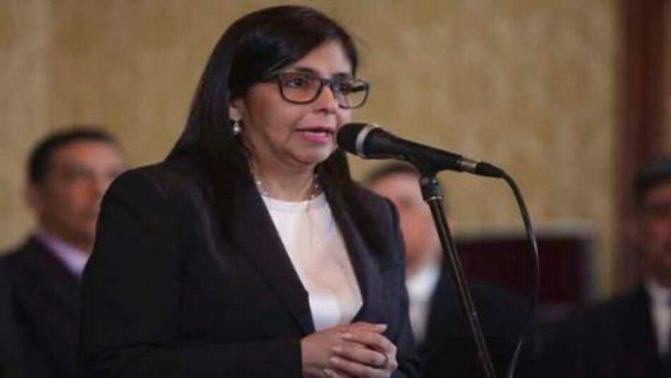 Venezuela rechaza agresión de México alineada a injerencia de Almagro