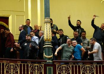 CGT celebra la derogación del decreto que pretendía transformar el sistema de la estiba en el Estado español