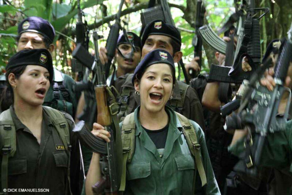 FARC-EP garantiza desarme de sus tropas si Gobierno colombiano cumple Acuerdo de Paz
