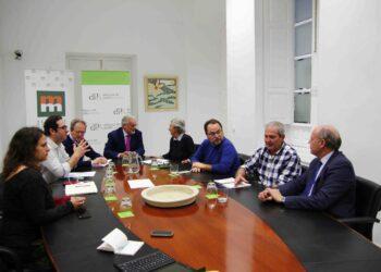 Encuentro de Salvemos Doñana con el Defensor del Pueblo andaluz