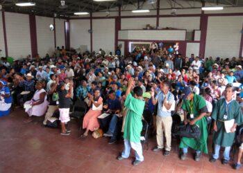 Honduras: Pueblos indígenas por un proyecto originario de Consulta previa, libre e informada