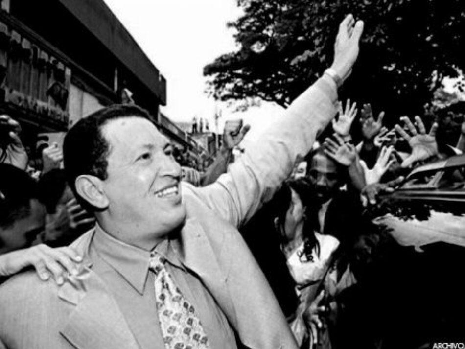 Así fue la salida de Hugo Chávez de la Cárcel de Yare en 1996
