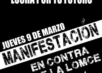 """El 9-M en Ponferrada y El Bierzo """"salimos a romper con el Régimen para conquistar un nuevo sistema educativo"""""""