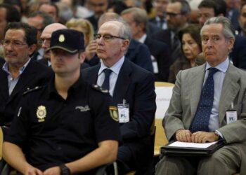 CGT pide medidas cautelares de prisión sin fianza para Blesa y retirada del pasaporte para Rato