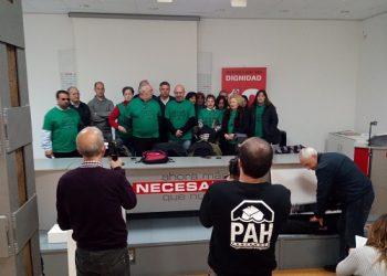 PAH Santander inicia una campaña de cláusulas abusivas