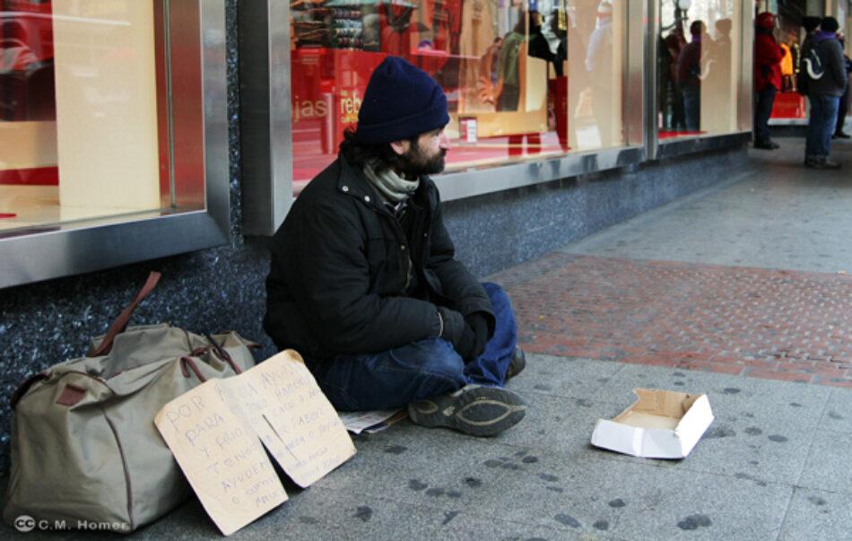 Agreden a un indigente en Aranjuez