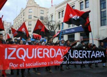 Chile: Comunicado sobre quiebre de Izquierda Libertaria